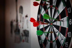 Dart er et spil for alle – ikke kun fulde mænd og professionelle