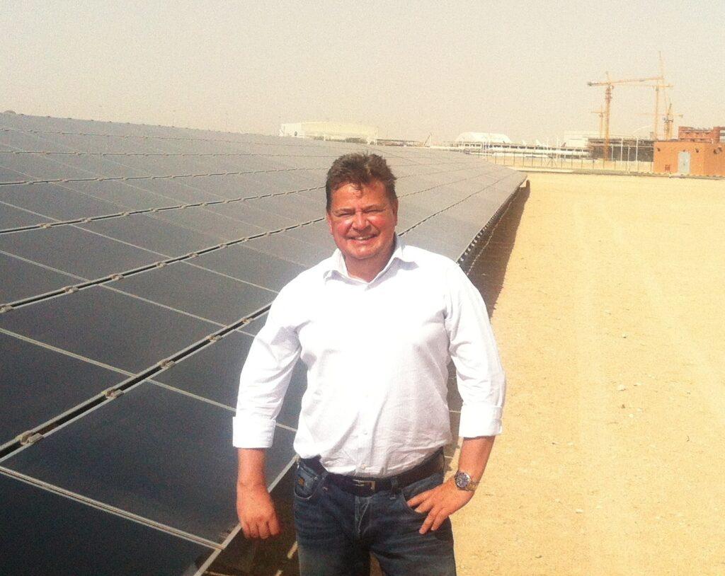 Solteknologien går i stå i Danmark, mener Christian Betting