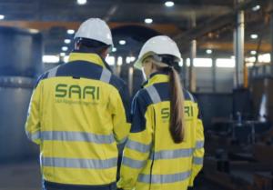 Sari rådgivende ingeniører-forsidebillede