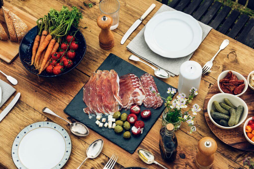 Fokuser på gode råvarer og smagsrige retter til frokost