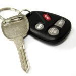 Sørg altid for at have en ekstra bilnøgle