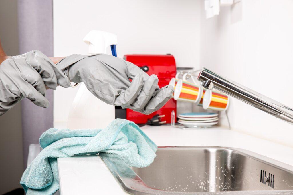 Effektiv og professionel rengøring i Nordsjælland udføres af Renice