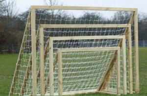 Fodboldmål til børn – skab en aktiv baghave.