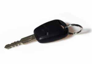 Få lavet en ny bilnøgle, hvis du har mistet den gamle